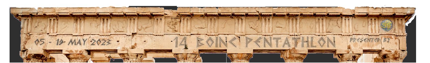 BOINC Pentathlon