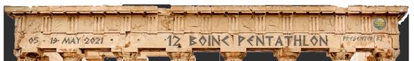 BOINC Pentathlon 2021