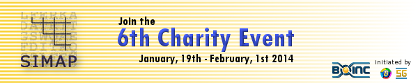 Charity Contest Forums