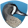 Badge WildLife Blue wing teal turquoise.jpg