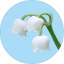 Badge 2019 04 Lily of valley.png